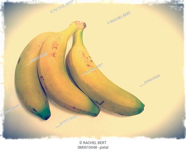 Bananas still life