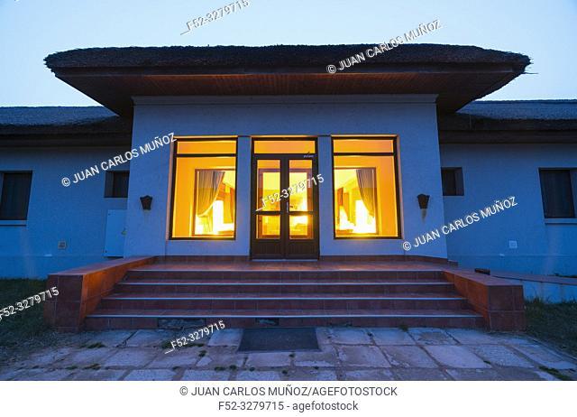 Ultima Frontiera Lodge, Periprava, Danube Delta, UNESCO WORLD HERITAGE, Tulcea County, Romania, Europe