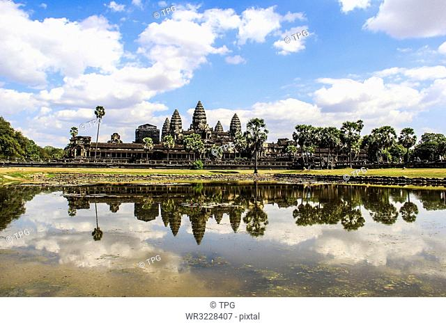 Angkor Wat;China
