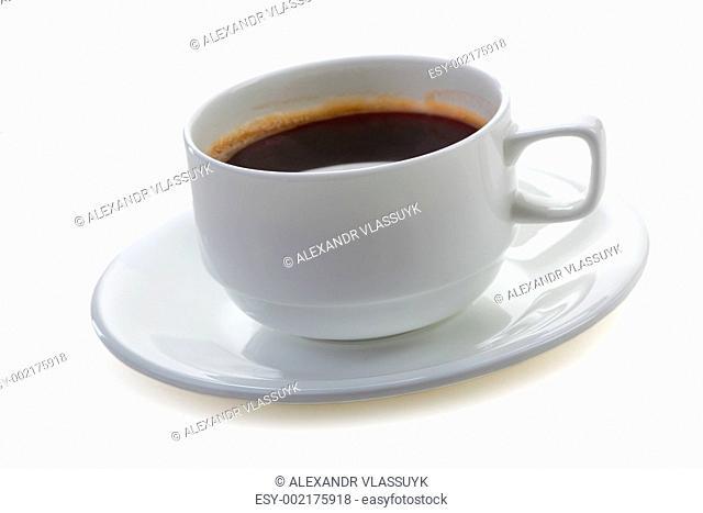 Mug with instant coffee
