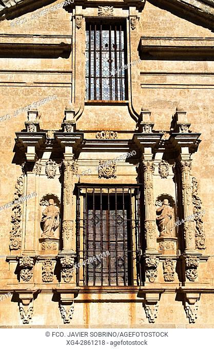 Catedral de Santa María - Ciudad Rodrigo - Salamanca - Castilla-León - España - Europa