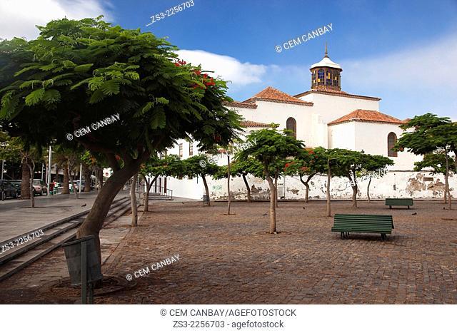 Nuestra Senora de la Concepcion church, Santa Cruz de Tenerife, Tenerife, Canary Islands, Spain, Europe