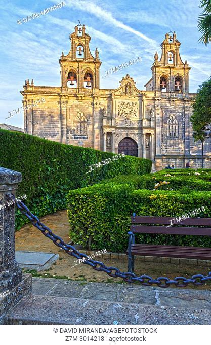 Basílica de Santa María de los Reales Alcázares. Úbeda. Jaén. Andalusia. Spain