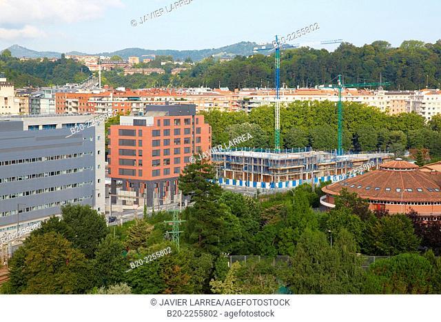 Donostia, San Sebastian. Gipuzkoa. Basque Country. Spain