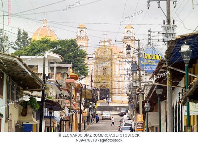 Xico. Veracruz, Mexico