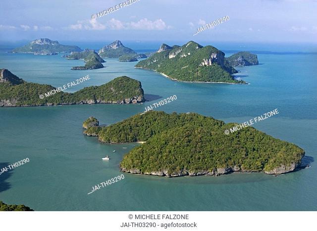 Ang Thong National Marine Park Ko Samui, Surat Thani Province, Thailand