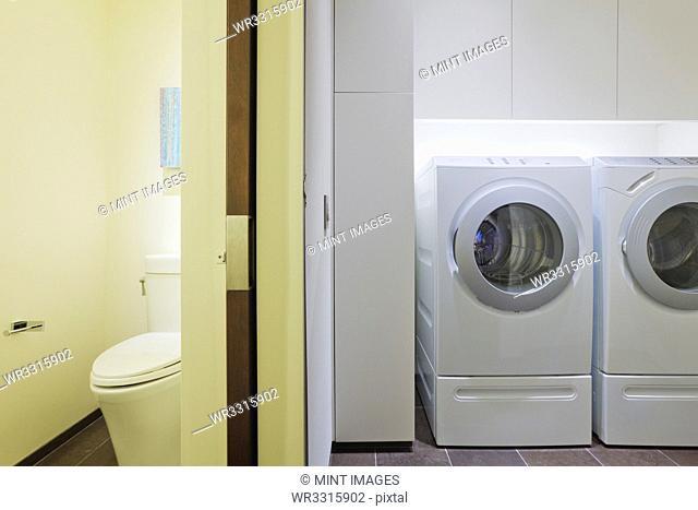 Laundry Space