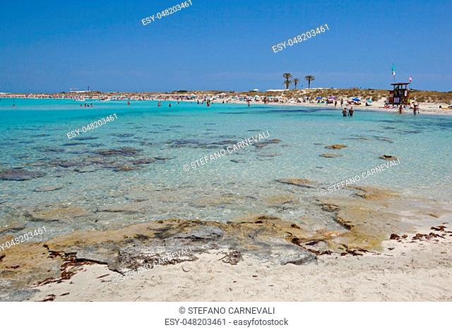 Ses Illetes in Formentera is a real paradise beach in Spain