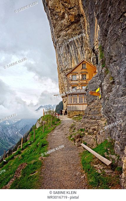 Appenzell country, Switzerland