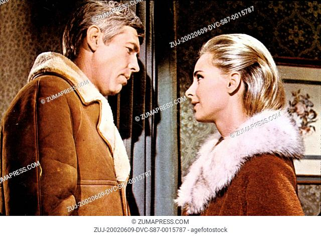 1966, Film Title: DEAD HEAT ON A MERRY, Director: BERNARD GIRARD, Studio: COLUMBIA, Pictured: JAMES COBURN, BERNARD GIRARD