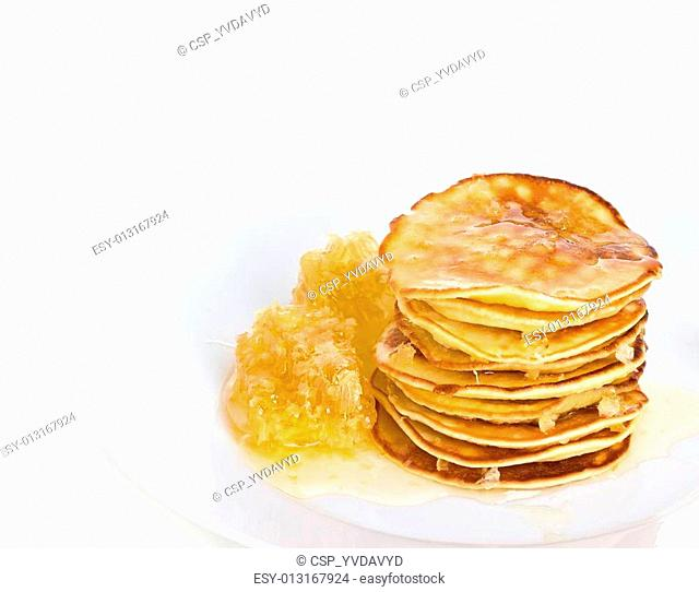 pancakes. Sample text