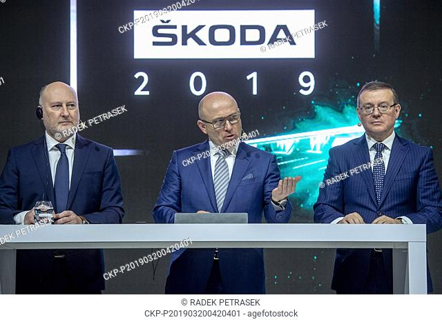 Car maker Skoda Auto invested more than EUR500m (some Kc12.8bn) in its Czech plants in 2018, and it will invest EUR2bn (some Kc51