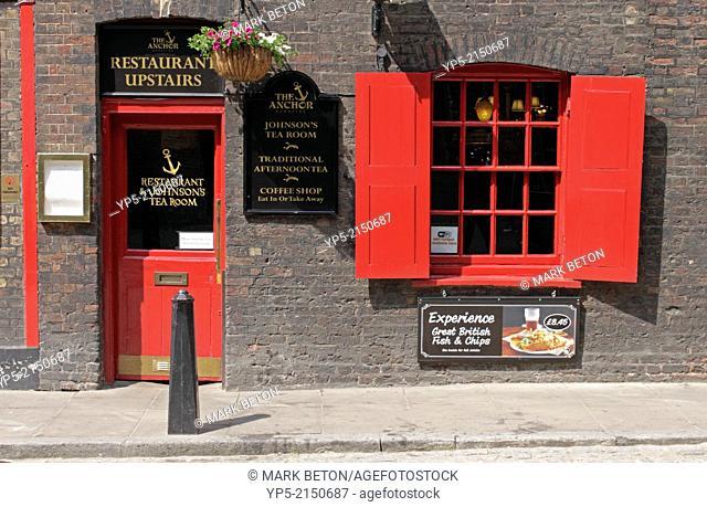The Anchor Pub South Bank London