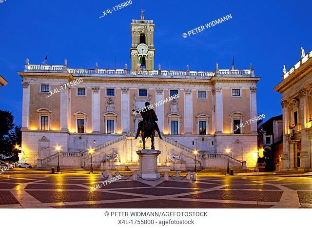 Italy, Rome, Capitol Palace