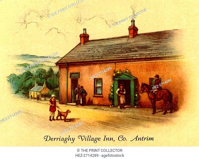 'Derriaghy Village Inn, Co. Antrim', 1939. Creator: Unknown