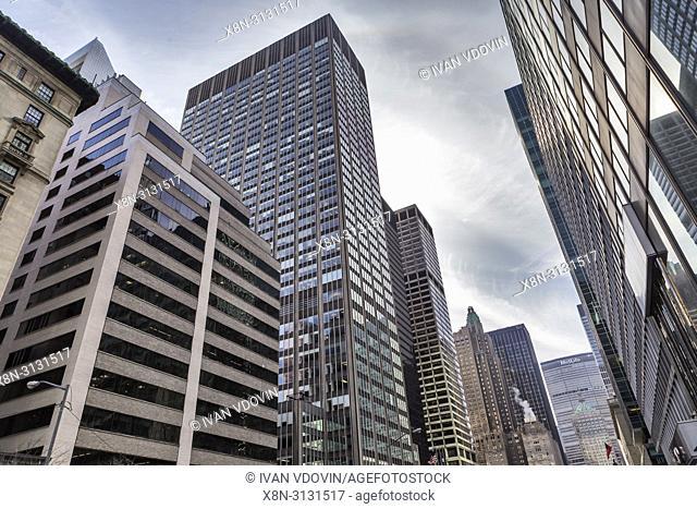 Midtown Manhattan, New York City, USA