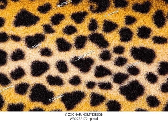 False leopard skin spots