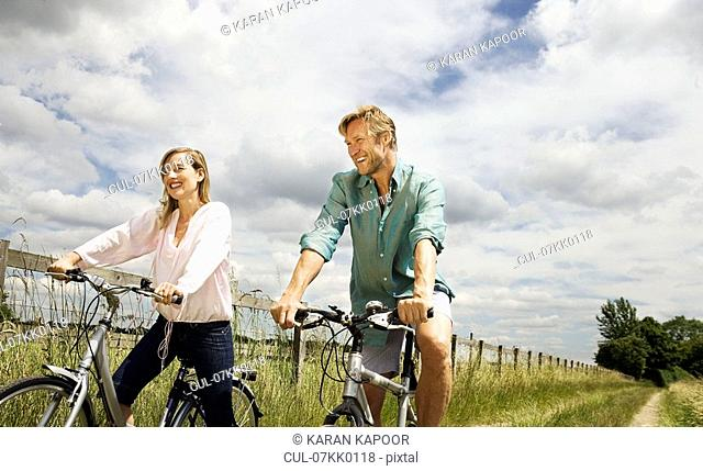 Couple on cycles