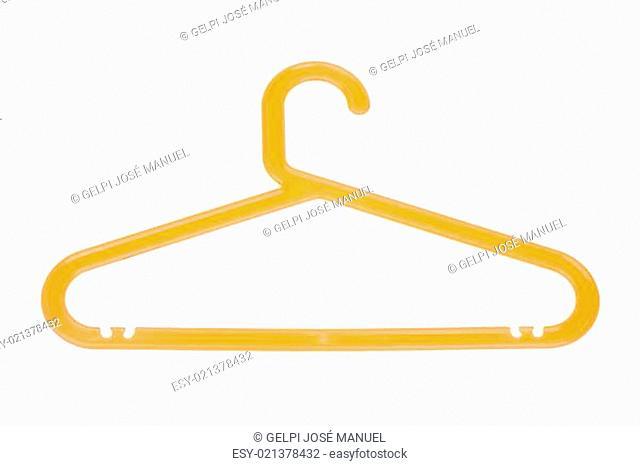 Orange hanger