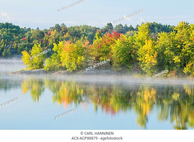 Vermilion River, Whitefish, City of Greater Sudbury, Ontario, Canada