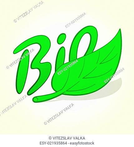 Green Bio Label