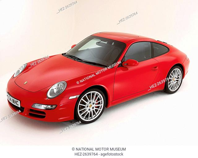 2004 Porsche 911 Carrera 2 S Artist: Unknown