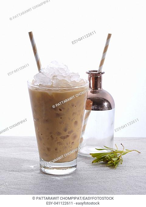 Milk tea refers to any form of beverage found in many cultures, containing some combination of tea and milk. . Clipping path (Dicut around Object) for work
