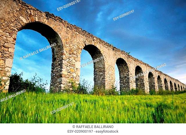 Roman acqueduct