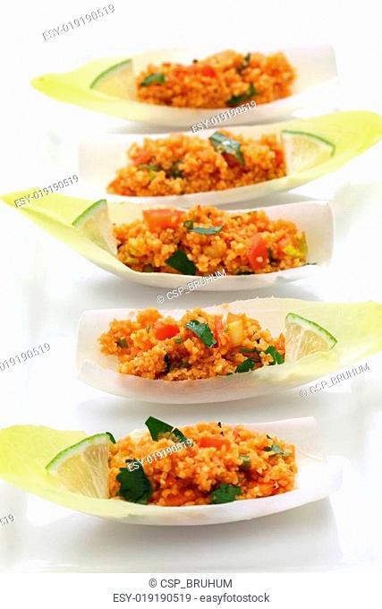 kisir, bulgur salad, turkish food