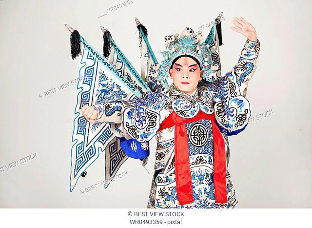 Zhao Yun Peking Opera