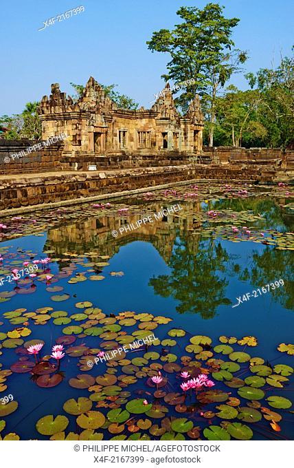 Thailand, Buriram province, Muang Tham temple