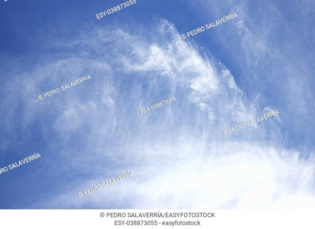background in high resolution created with sky detail