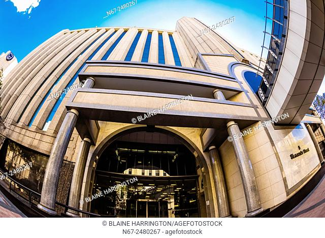 Standard Bank Head Office, Central Business District, Johannesburg, South Africa