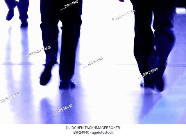 DEU, Federal Republic of Germany : People walking