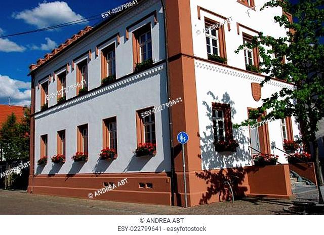 Altes Rathaus Hagenbach/Pfalz