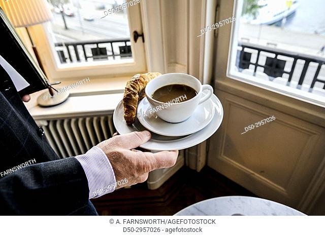 STOCKHOLM, SWEDEN Business breakfast