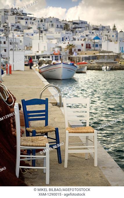 Paros island, Cyclades islands, Aegean Sea, Greece, Europe