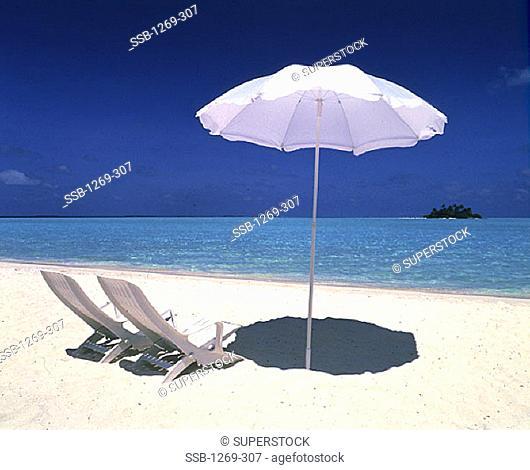 Rhiveli Beach, Maldives