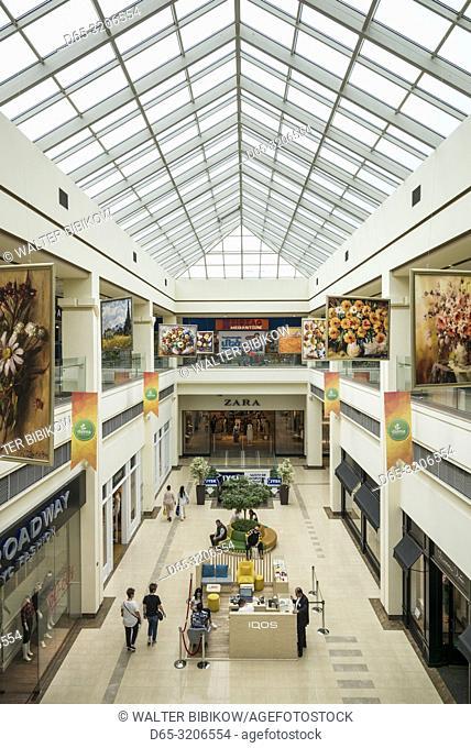 Armenia, Yerevan, Dalma Garden Mall, interior, NR