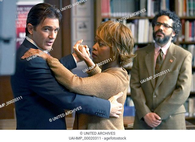 Dance!, (TAKE THE LEAD) USA 2006, Regie: Liz Friedlander, ANTONIO BANDERAS, ALFRE WOODARD, JOHN ORTIZ, Key: Tanzpaar, Tanzen, Verleih: Warner Bros