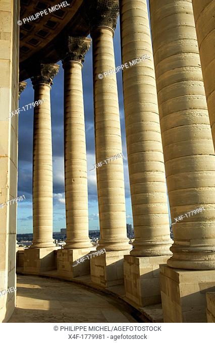 France, Paris, the Pantheon