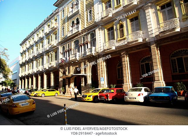 Hotel Sevilla in Havana, Cuba