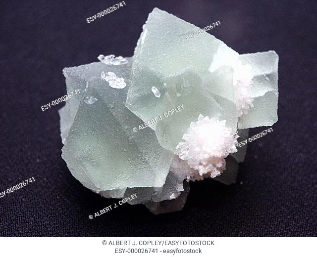Fluorite Homestake Mine. Arizona. USA