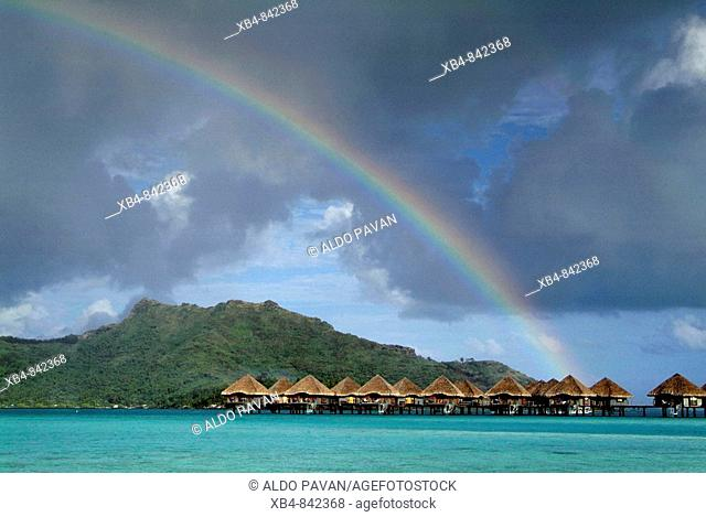 Meridien resort, Bora Bora, Polynesia