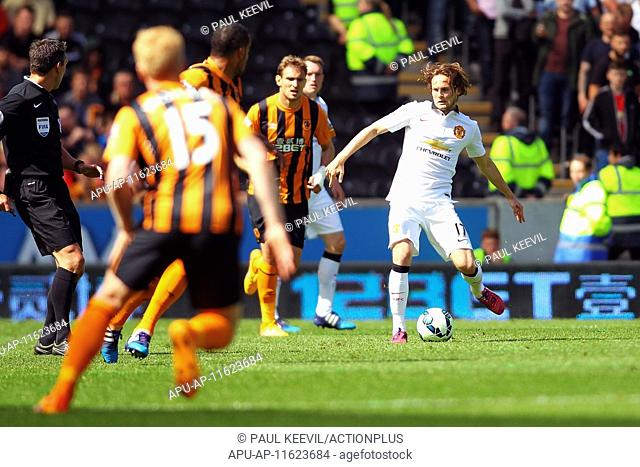 2015 Barclays Premier League Hull v Manchester United May 24th. 24.05.2015. Hull, England. Barclays Premier League. Hull versus Manchester United