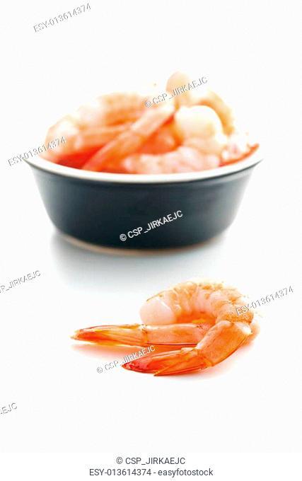 tasty prawns