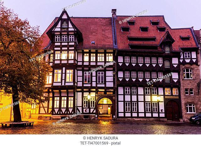 Architecutre of Braunschweig Braunschweig (Brunswick), Lower Saxony, Germany