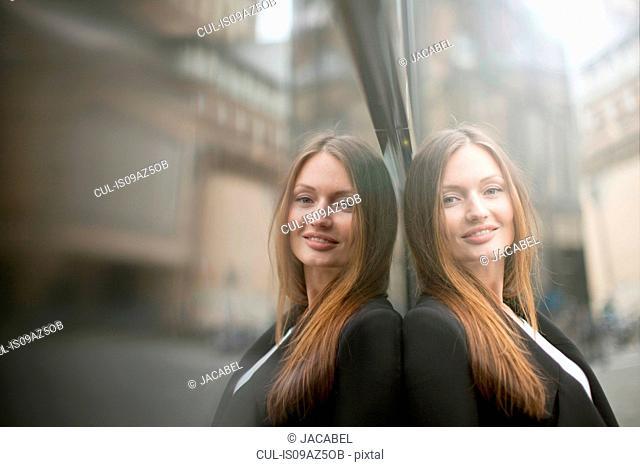 Mid adult businesswoman Freiburg, Germany
