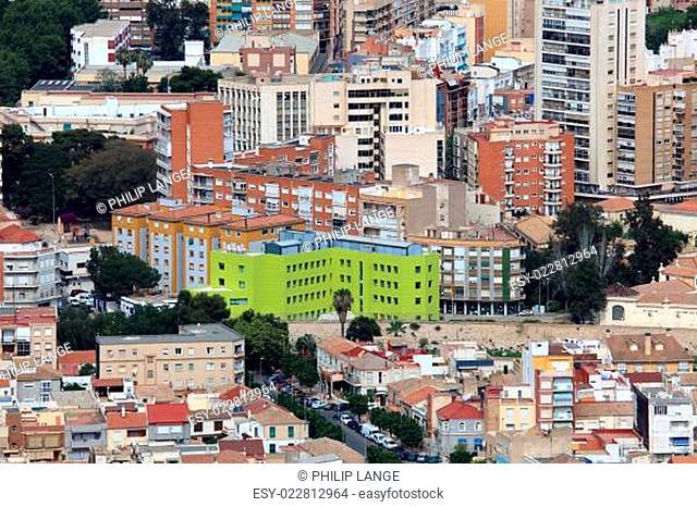 City of Cartagena, Region Murcia, Spain