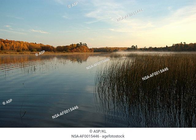 Lake Autumn Colors